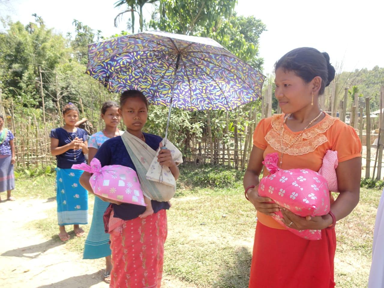 """Spendenaktion für Indien  –  Wir sagen """"Danke""""!"""