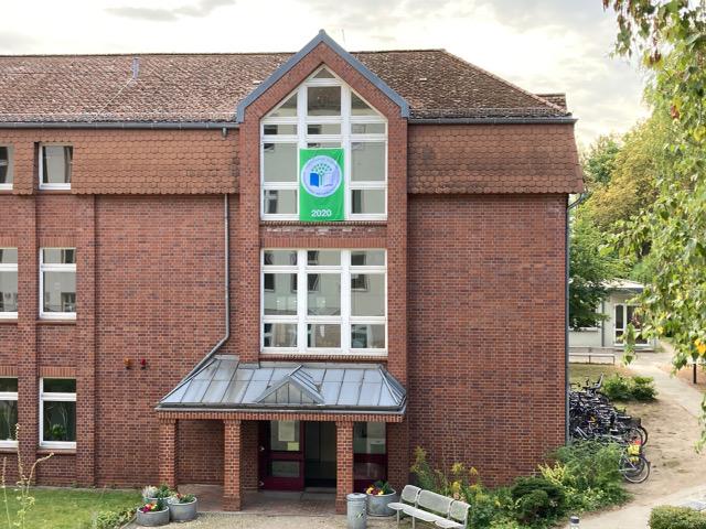 Wir sind Umweltschule in Europa / Internationale Nachhaltigkeitsschule 2020