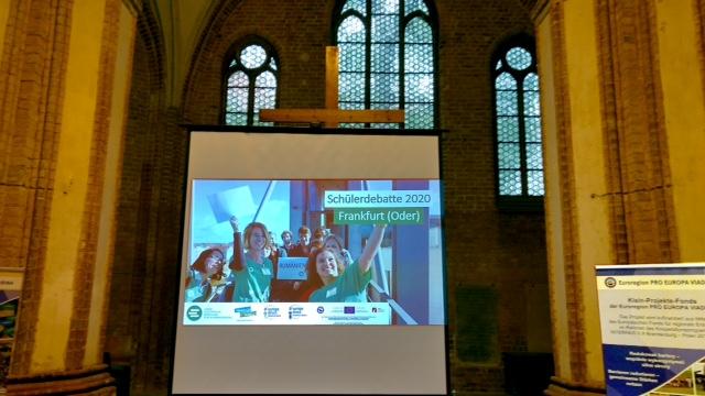 DE-PL Schülerdebatte – Der Europäische grüne Deal: