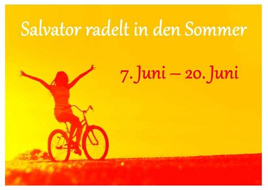"""Die Klasse 9c gewinnt den Schulwettbewerb """"Salvator radelt in den Sommer"""" (2021)"""